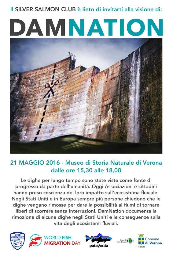 DamNation a Verona