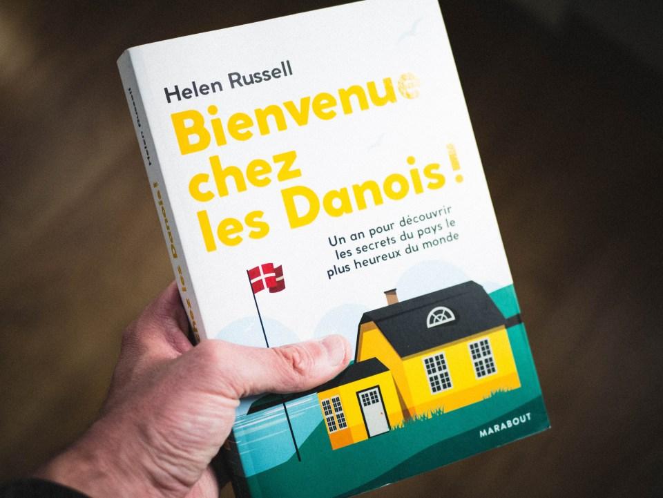 Le livre bienvenue chez les Danois