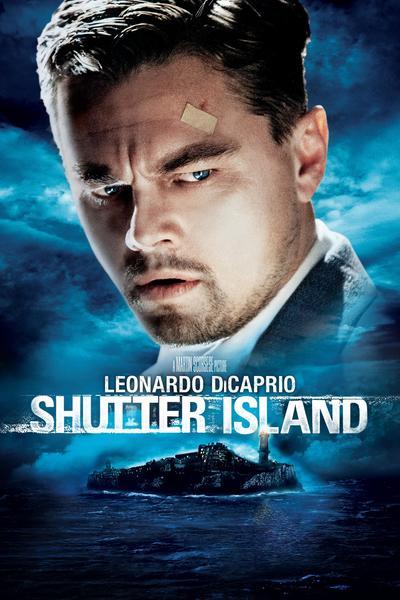 Affiche film Shutter Island