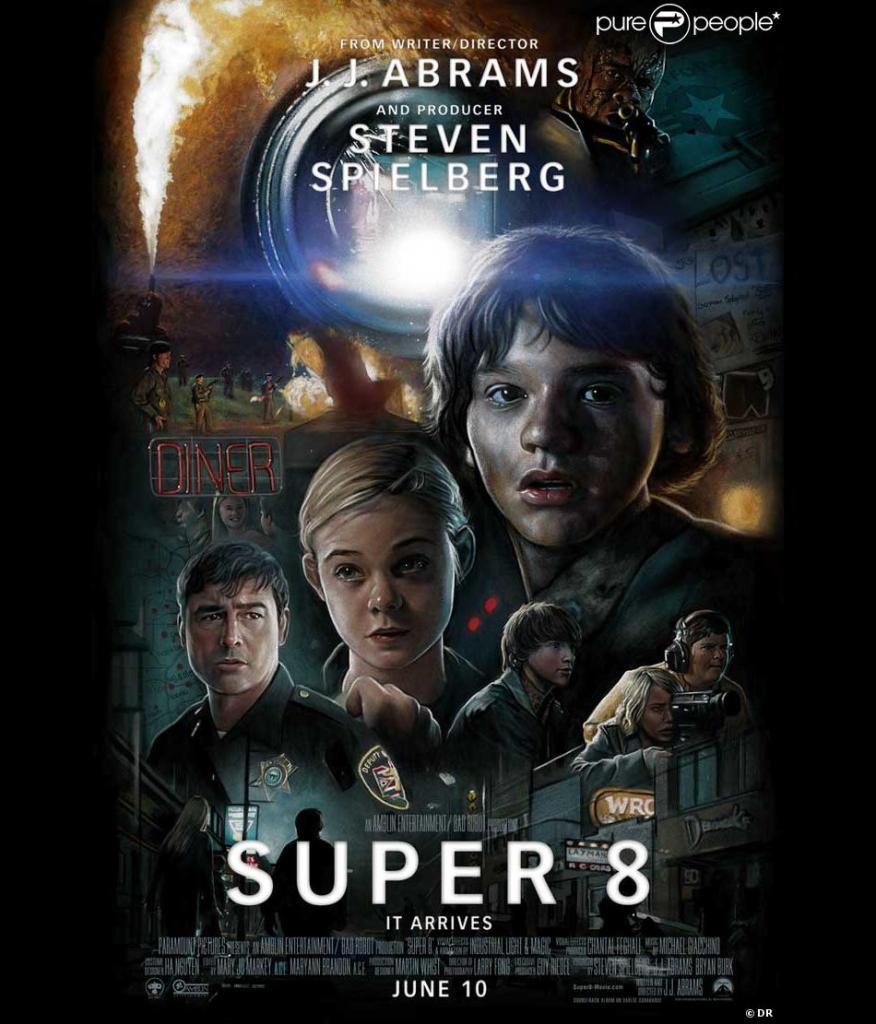 Affiche film Super 8