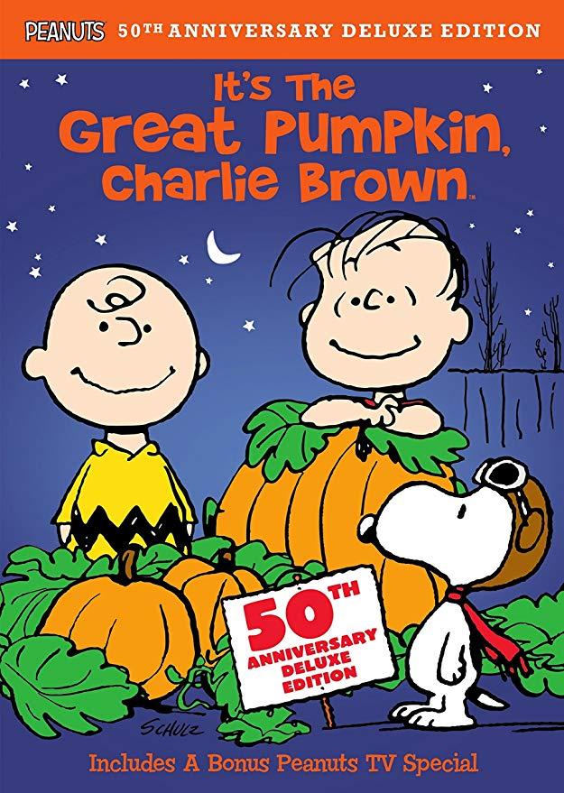 Affiche film C'est la Grosse Citrouille Charlie Brown