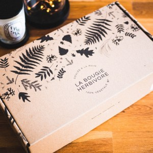 Le kit DIY la Bougie Herbivore