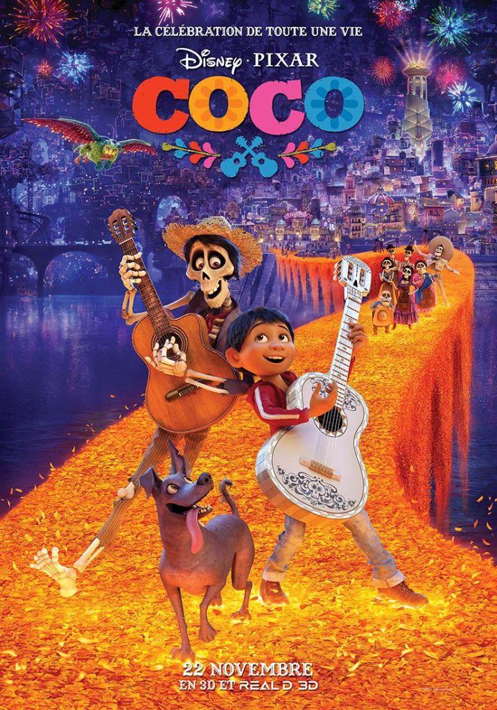 Affiche film Coco