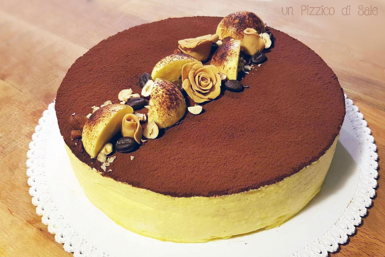 Torte Da Credenza Montersino : Torta tiramisù senza glutine di luca montersino un pizzico