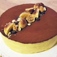 Torta Tiramisù (senza glutine) di Luca Montersino