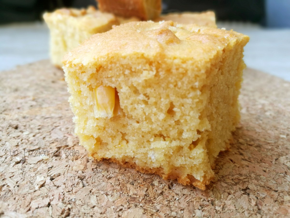Corn Bread - il pane al mais del Thanksgiving Day