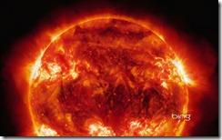 The Sun's corona