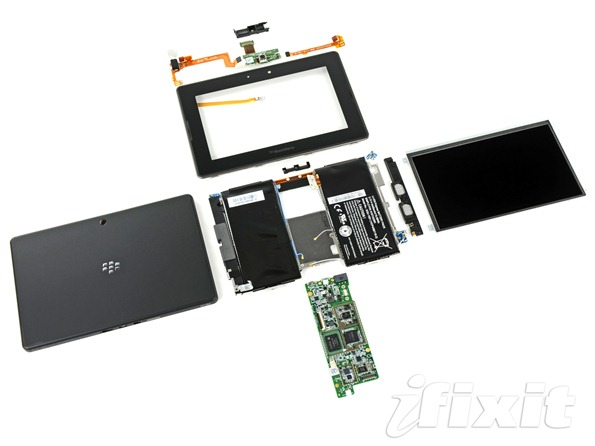 blackberry-playbook-teardown-ifixit