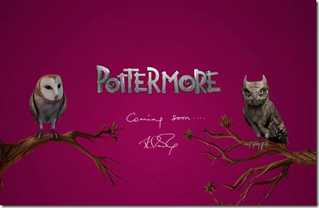PotterMore ¿lo nuevo de J. K. Rowling?