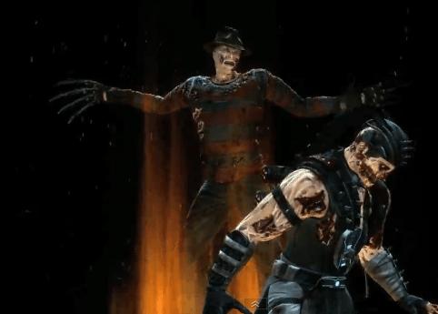 Freddy Krueger, nuevo personaje para el ultimo Mortal Kombat