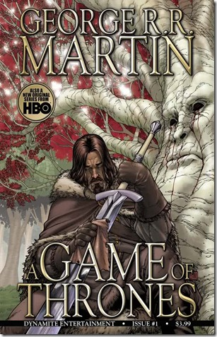 Tendremos comic de Game of Thrones