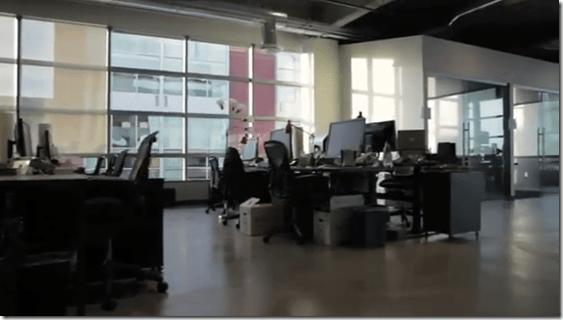 [video] Un vistazo dentro de las oficinas de Dropbox