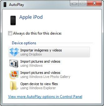 Dropbox añade sincronizacion de imagenes automatica para PC -1-  unpocogeek.com