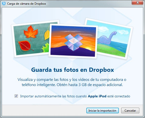 Dropbox añade sincronizacion de imagenes automatica para PC -2-  unpocogeek.com