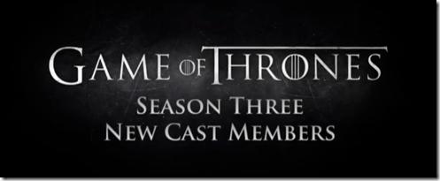 game of thrones season 3 cast - unpocogeek