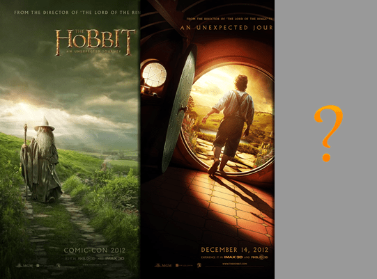 the hobbit three movies - unpocogeek