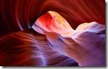 Antelope Canyon - un pocogeek.com