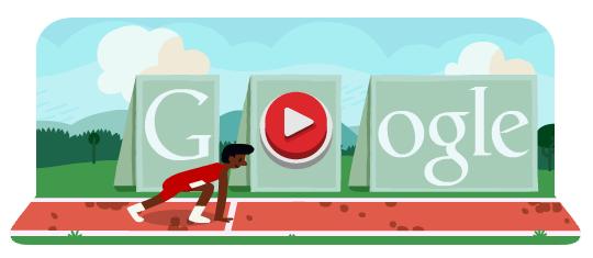 google olympic interactive doodle - unpocogeek.com