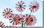 मेलों में चकरी (Pinwheels at Festivals), Hyderabad, Andhra Pradesh