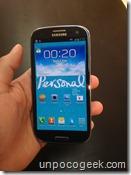 Samsung galaxy s3 unboxing -4- unpocogeek.com