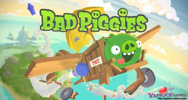 bad piggies gameplay video - unpocogeek.com