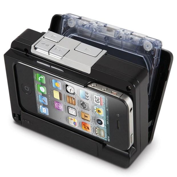 Graba la un casete de audio a tu iPhone o iPod…