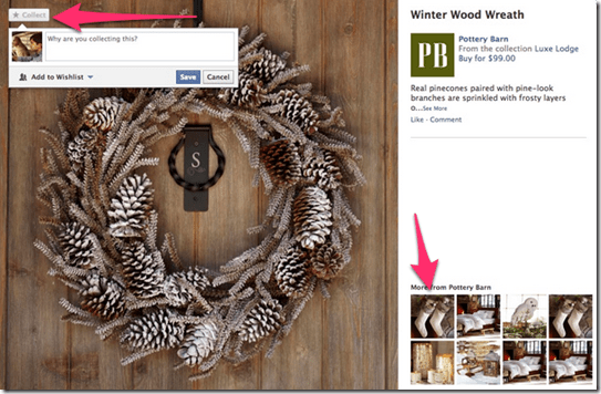 Facebook Launches Pinterest-Like Photo Tool for Brands - unpocogeek.com