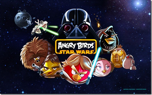 angry birds star wars wallpaper - unpocogeek.com