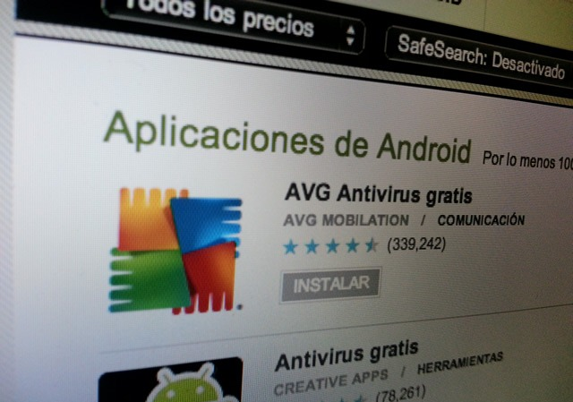 Google estaría implementando un antivirus en Google Play