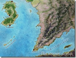 the known world map preview - unpocogeek.com