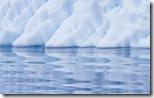Snow and ice sculptures, Antarctica