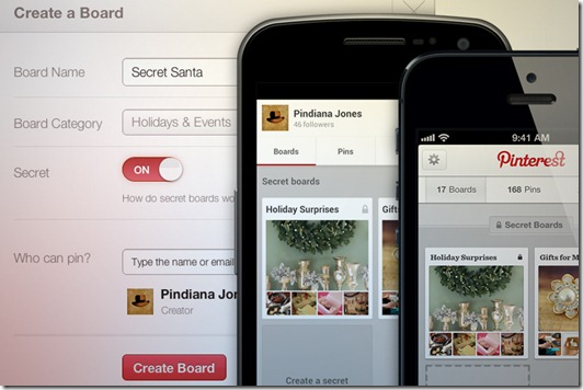 pinterest announces secret boards - unpocogeek.com