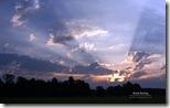 Rays of Sun, Wisconsin, U.S.
