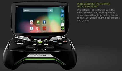 nvidia shield console - unpocogeek.com