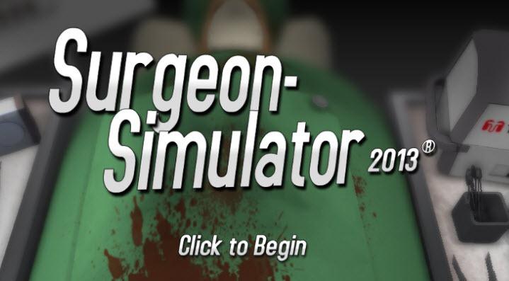 Un simulador de cirugías…
