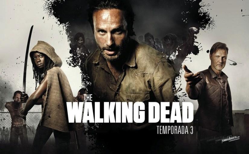 Pequeño adelanto del regreso de la tercer temporada de The Walking Dead