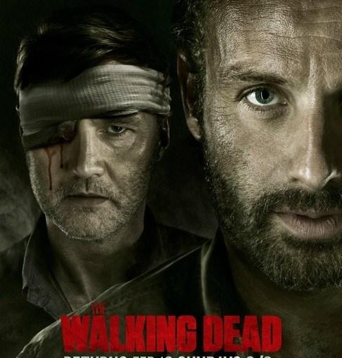 Walking Dead, nuevo poster de la continuación de la tercer temporada