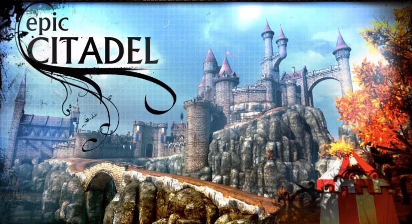 Epic Cidatel, lo mas reciente de Epic Games