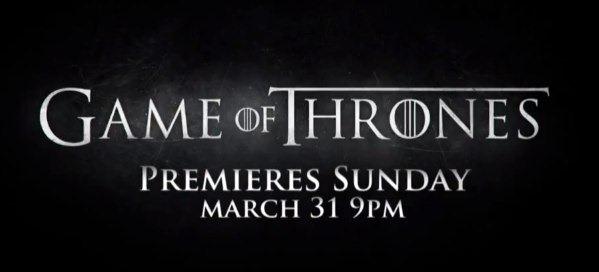 Detrás de escena de la tercer temporada de Game of Thrones