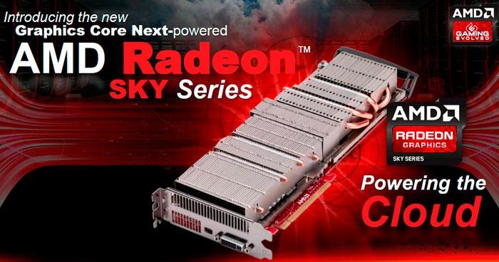 AMD se une al gaming en la nube