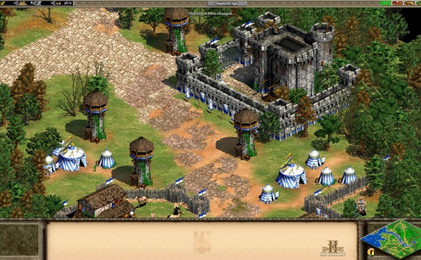 Se viene Age of Empires 2 HD