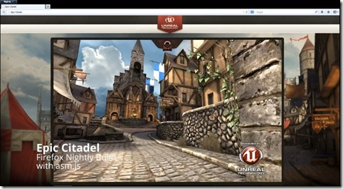 Unreal Engine 3 in Firefox with asm.js - unpocogeek.com