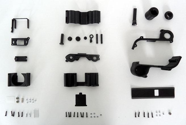 DSLR 3D printed 3 - unpocogeek.com