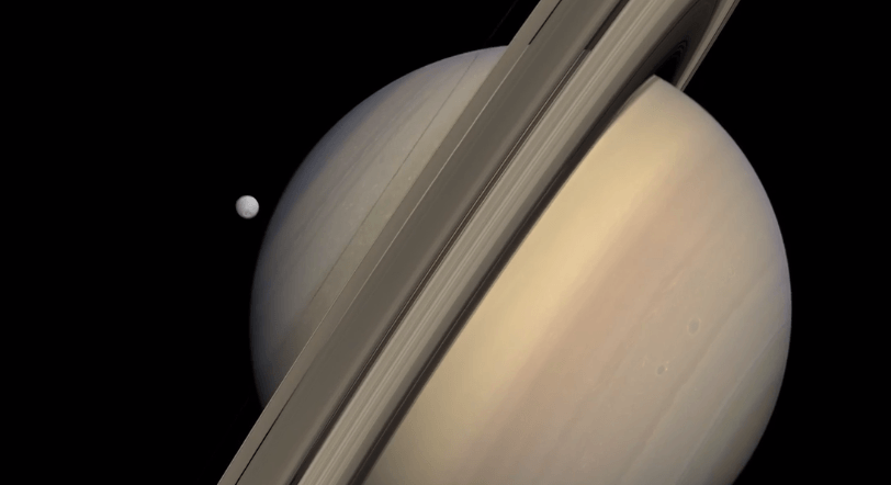 Saturno en alta resolución