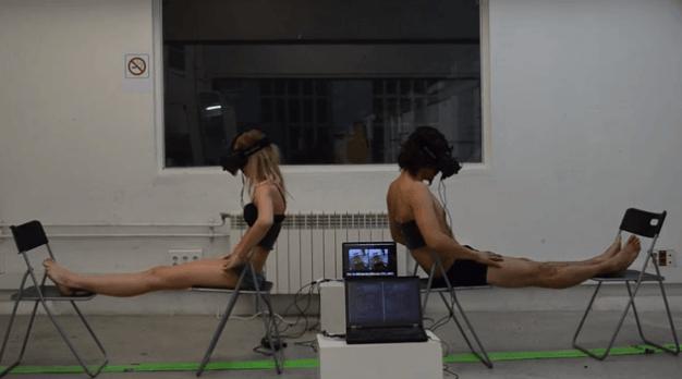 Oculus Rift y el cambio de sexo virtual [NSFW]
