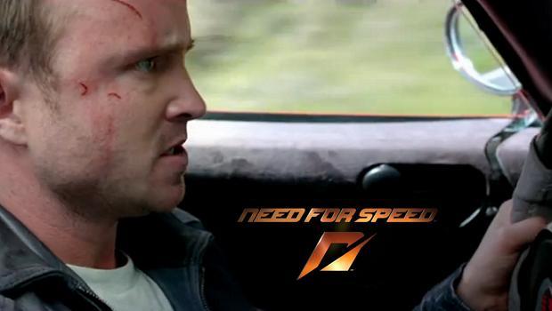 Detrás de cámaras de la película de Need for Speed