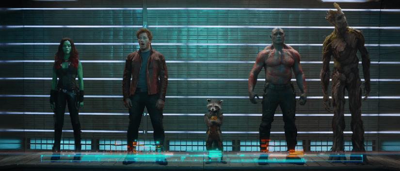 """Primer trailer de """"Guardians of the Galaxy"""""""