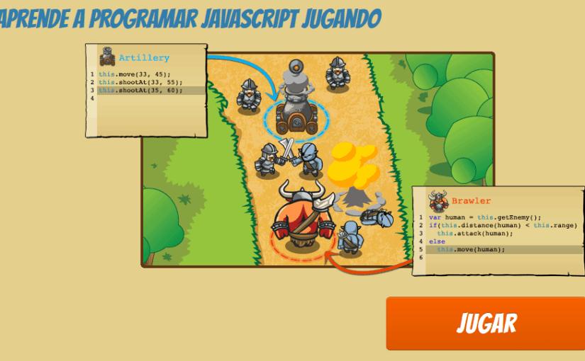 Aprende a programar javascript creando un juego