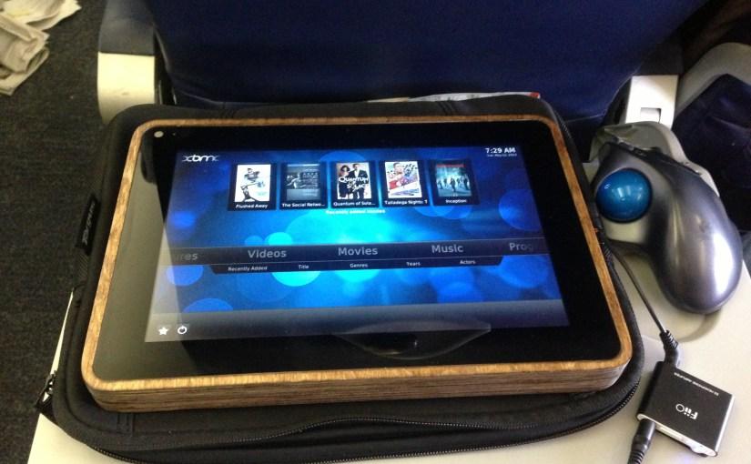 PiPad una tablet con corazón de Raspberry Pi
