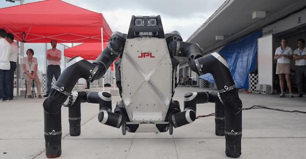 robosimian robot de la nasa - unpocogeek.com